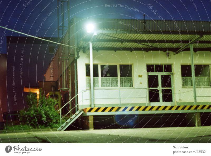 encampments Night Building Lighting Lantern Industry Storage Floodlight