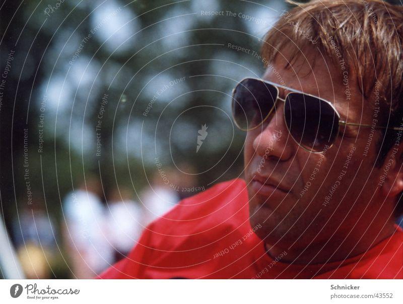 Retro Sunglasses Summer Porno glasses Man