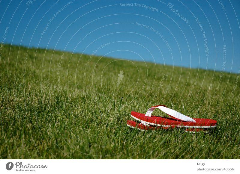 smart Red Meadow Leisure and hobbies slippers bath sleepers Sky