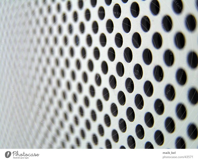 perforated sheet Plate with holes Pattern Gray Hollow Diagonal Electrical equipment Technology G5 Point Row Focal point