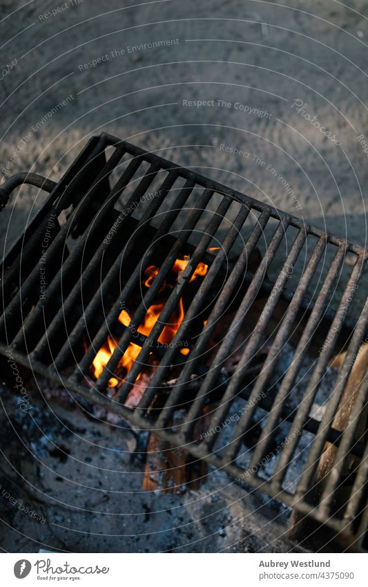 campfire grate california camper camping campsite forest fun lifestyle mountains nature outdoors outside summer tent trees trip vacation vacay woods travel