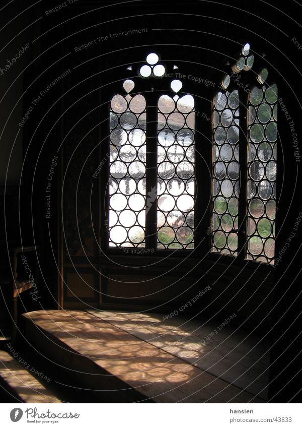 Window Wartburg Eisenach Wartburg castle Light Historic Past Shadow