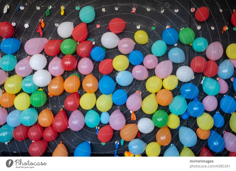 Carnival Games, Balloon Dart Game, carnival booth games, vacation games, beach boardwalk games abstract background balloon dart game blue bright candy