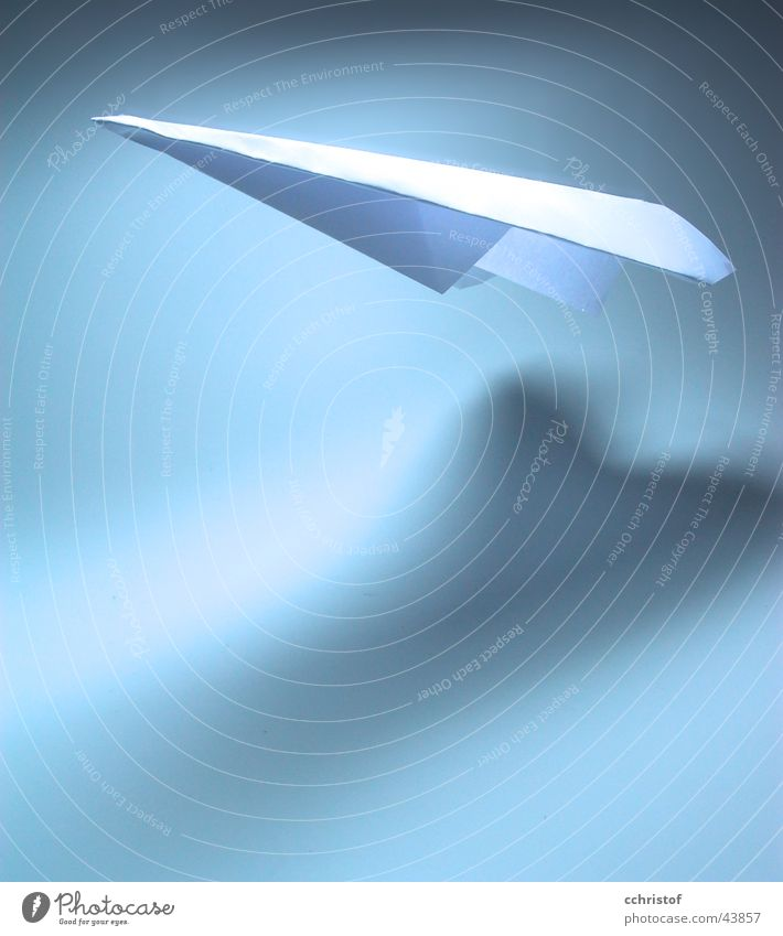 White Blue Air Airplane Flying Hover Weightlessness Antarctica Paper plane