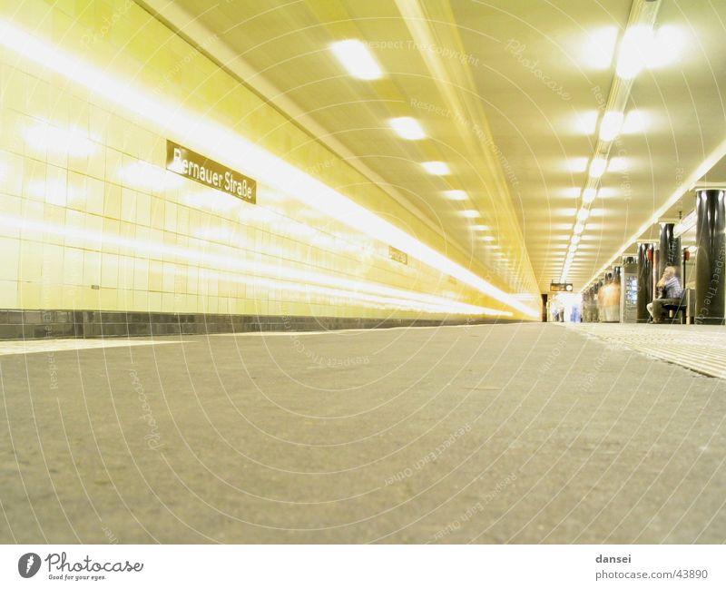 Berlin Transport Driving Underground Dynamics Public transit