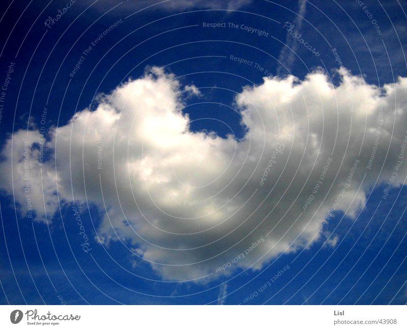 Beautiful Sky Clouds Dream Heart Free