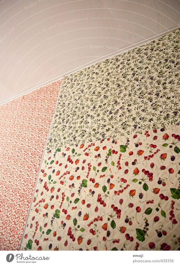 wallpaper mix Wall (barrier) Wall (building) Facade Ceiling Corner of the room Interior design Wallpaper Wallpaper pattern Change of scene Uniqueness