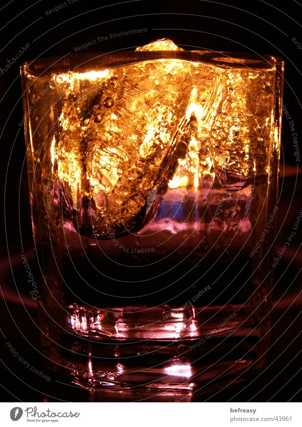 short special Short Lighting Vodka Macro (Extreme close-up) Close-up pinches Ice Candle Alcoholic drinks coctail