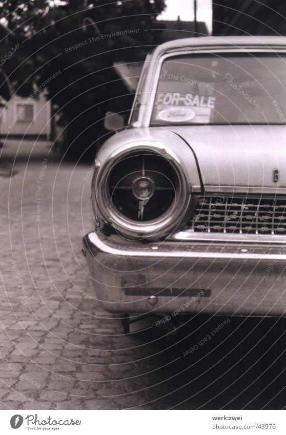 Car Technology Vintage car Chrome Electrical equipment
