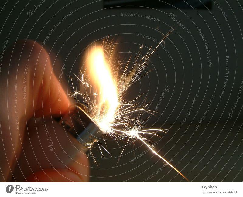Blaze Lighter
