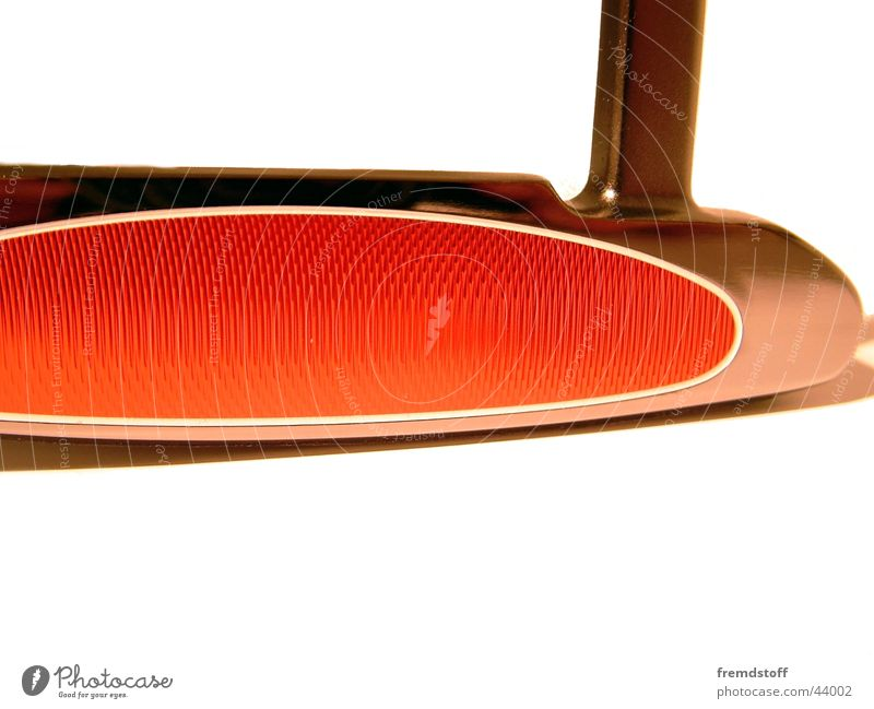 Design Golf Section of image Partially visible Object photography Golf club Bright background