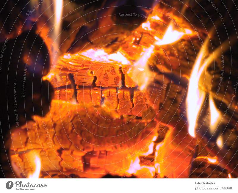 Warmth Orange Blaze Hot Physics Flame