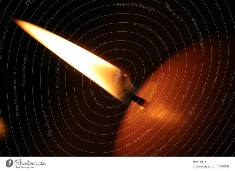 Dark Blaze Crazy Candle Round Flame Candlewick