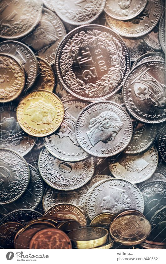 Sorry, I'm so busy counting money I can't think of anything else to do. Money Coins Euro Loose change finance Save Financial Industry Income Luxury Economy