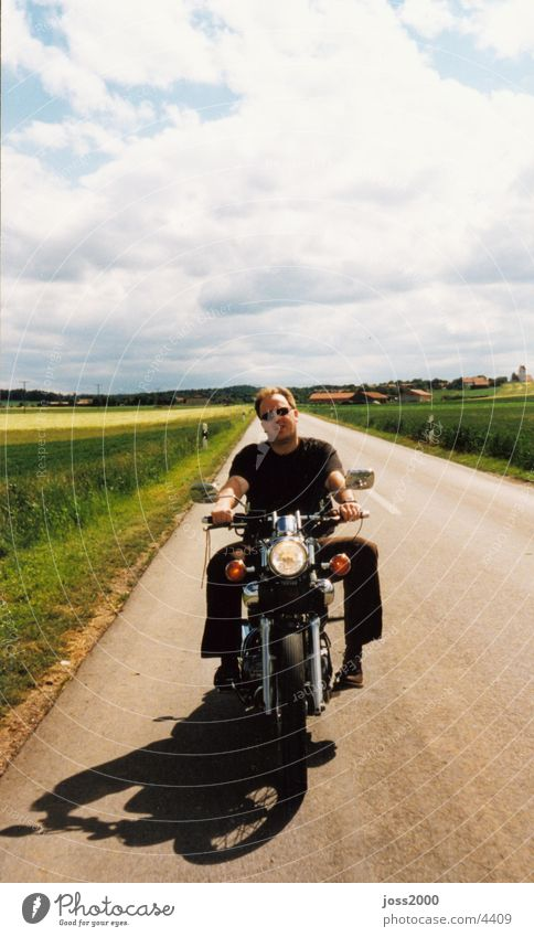 Coppern in Bavaria Motorcycle Driving
