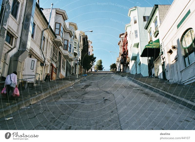 Street Hill San Francisco