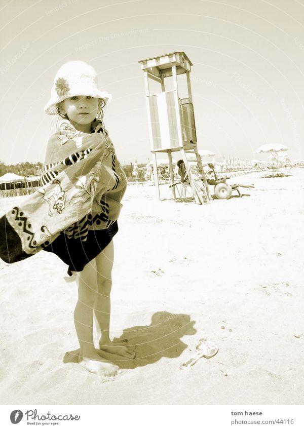 Beach Yellow Sand Wind