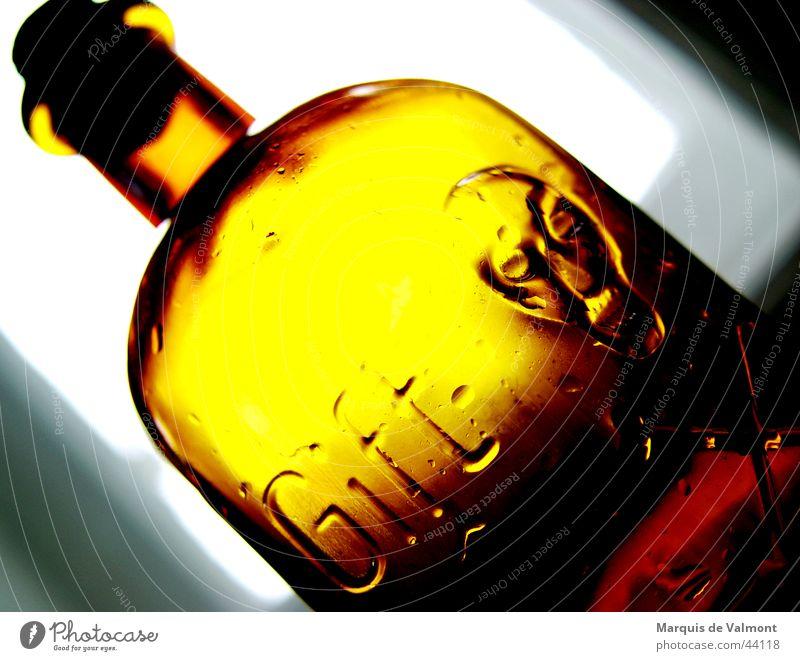 Glass Historic Warning label Bottle Poison Death's head Pharmacy