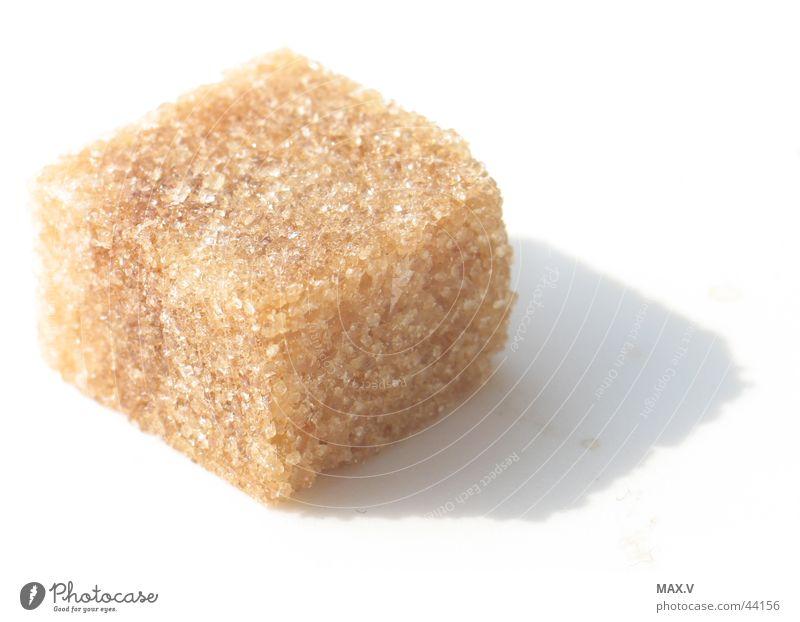 sugar cubes Lump sugar Sugar Sweet Brown Nutrition Cube Crystal structure