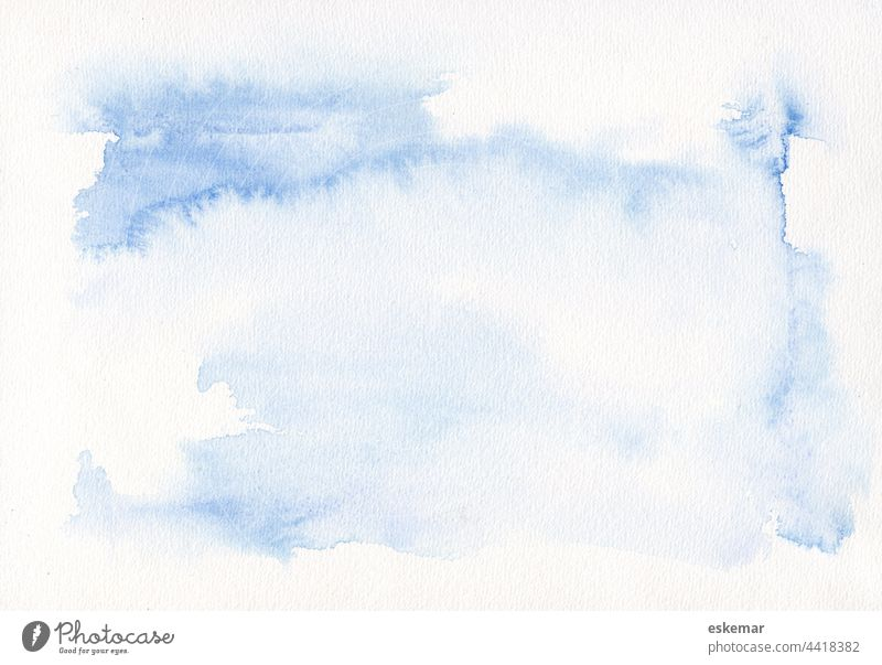 Watercolor background Watercolors Abstract Blue Christmas Copy Space more abstract Watercolours Art painting abstract background White Creativity creatively