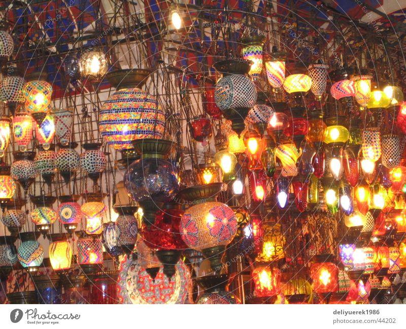 little light Multicoloured Long exposure Happiness Living or residing ->