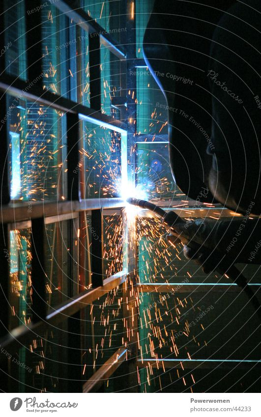 Power Industry Energy industry Spark Welding
