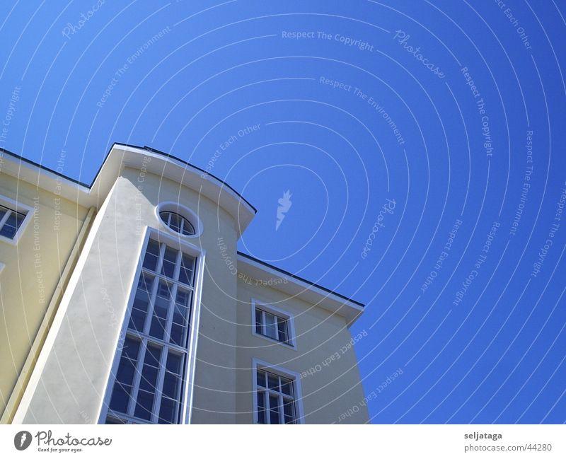 Sky Architecture Culture Theatre
