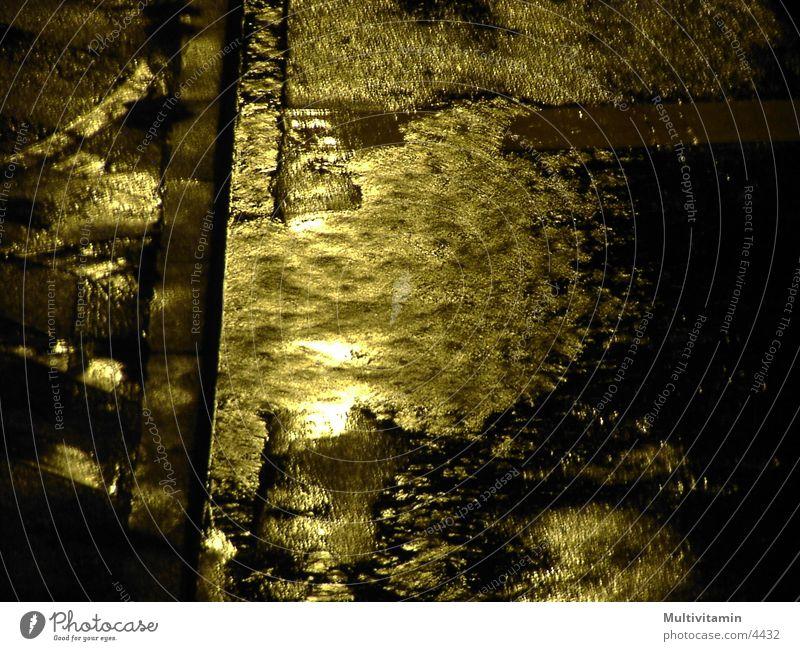 street rain Night Rain Street