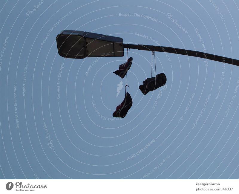 mlr Footwear Lantern Shoelace Obscure shoes Sky Knot