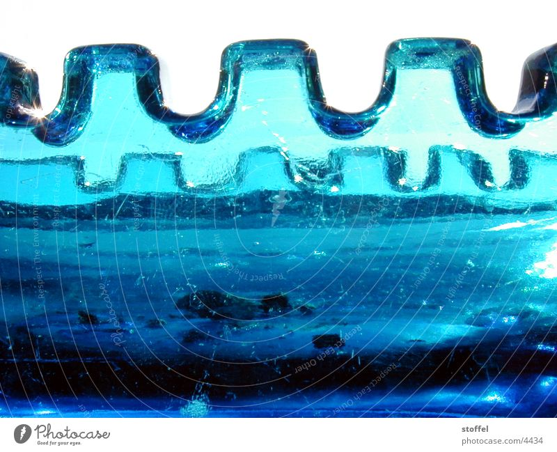 Blue Glass Things