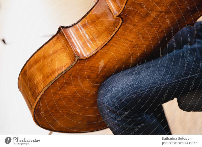 Cello in a music rehearsal ensemble chamber music festival Music music sample Musical instrument string instrument body