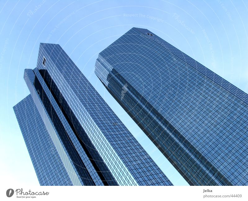 Skyscrapers - très bien! Lifestyle Luxury House (Residential Structure) Workplace Office Financial Industry Financial institution Business Career Success