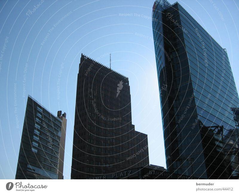 Architecture High-rise Skyline