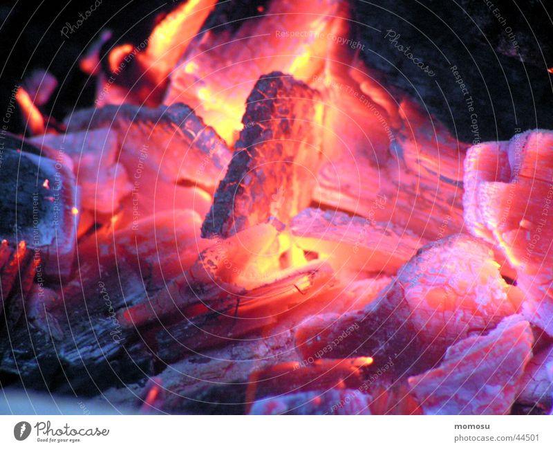 embers Embers Hot Blaze barbecue. charcoal