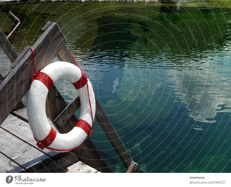 Water Vacation & Travel Lake Help Swimming & Bathing Footbridge Pond Life belt