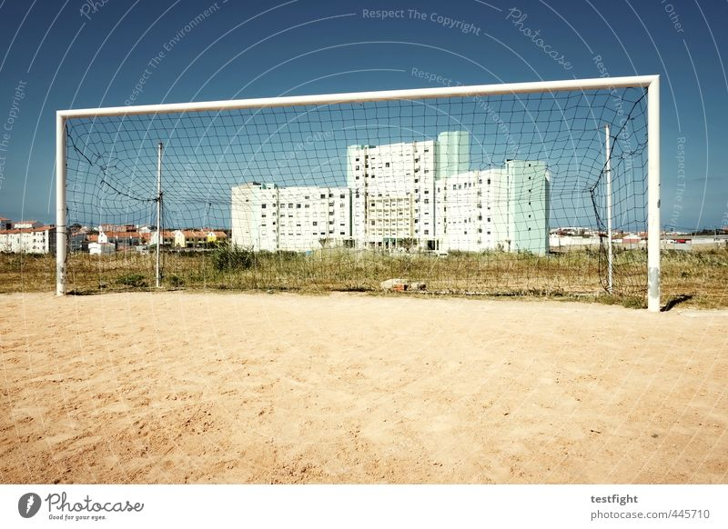 Old Summer Sun House (Residential Structure) Sports Architecture Building Soccer Net Manmade structures Goal Football pitch Ball sports Sporting grounds