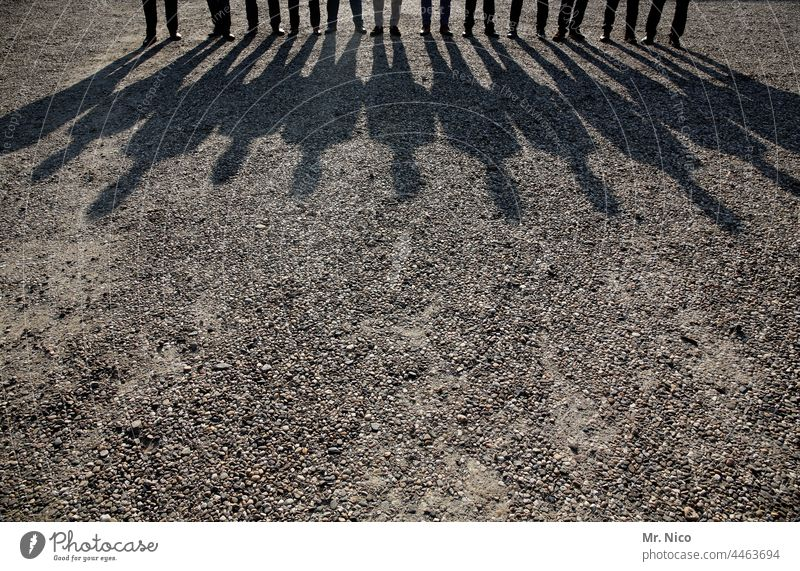 12 men Shadow Shadow play Silhouette Related Group Friendship Family gathering extended family Light and shadow Family & Relations circle of friends Attachment