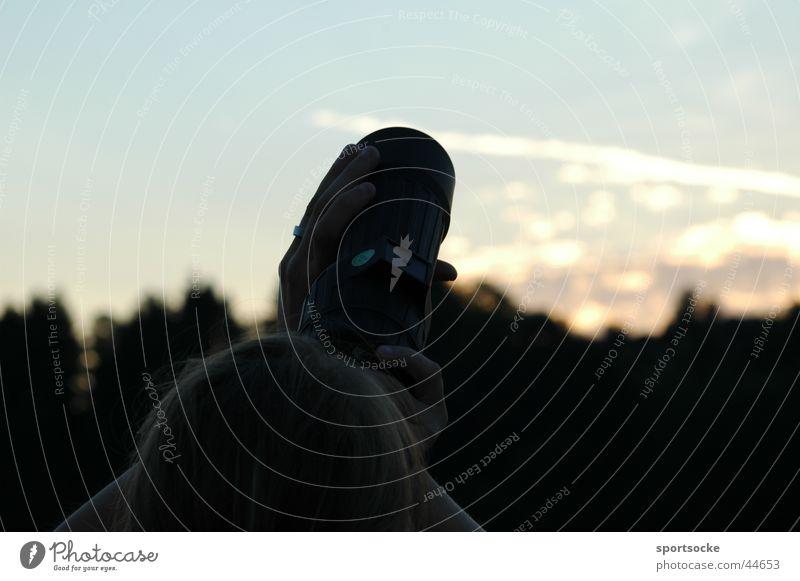 Sky Binoculars Canopy (sky) Fortune-telling