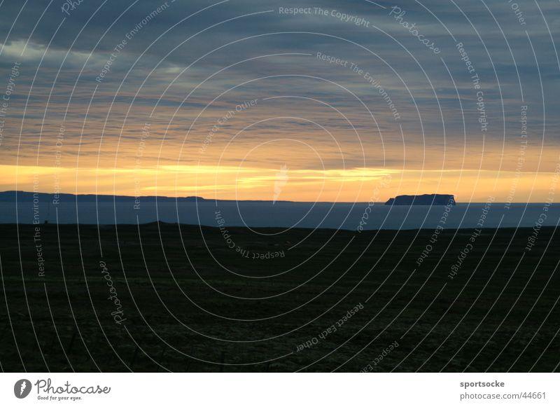 Iceland Dusk