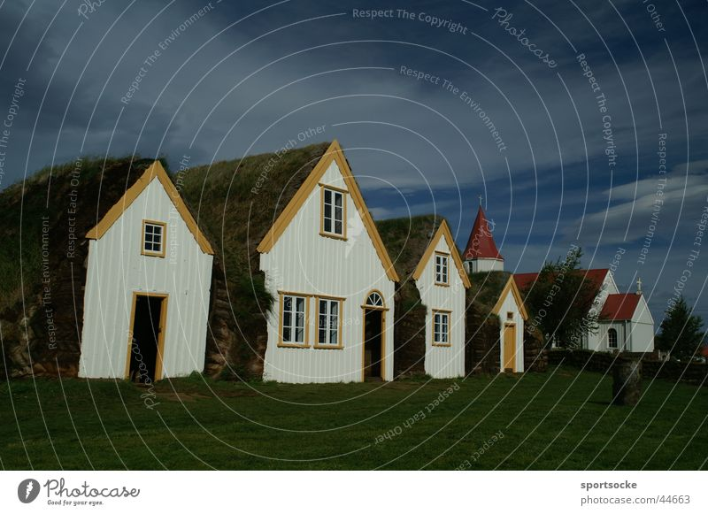 House (Residential Structure) Flat (apartment) Things Hut Iceland Housefront Icelander