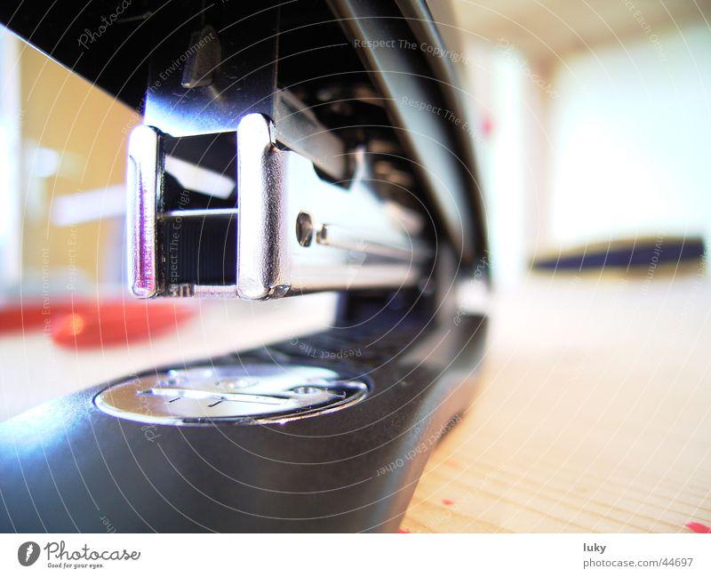 da Tacka Stapler Black Macro (Extreme close-up) Office tacka luky-page