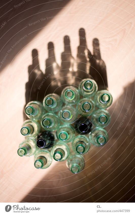 Feasts & Celebrations Flat (apartment) Room Living or residing Glass Birthday Ground Beverage Beer Bottle Alcoholic drinks Addiction Shadow play Bottle of beer Neck of a bottle Alcoholism