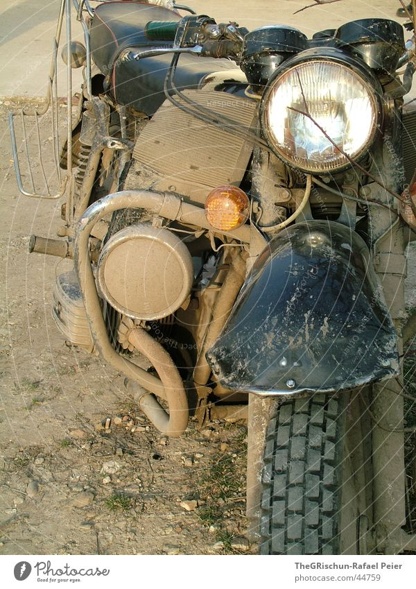 Suzuki Hayabusa:-) Archaic Krasnodar Dust Out of service Electrical equipment Technology motorbike Russia Dirty