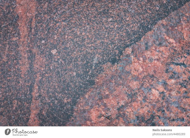 exclusive rare colour of sawn granite slab. wonderful polished red brown stone. Material can be used for decoration, wall and door surfaces. Natural stone marble granite background texture