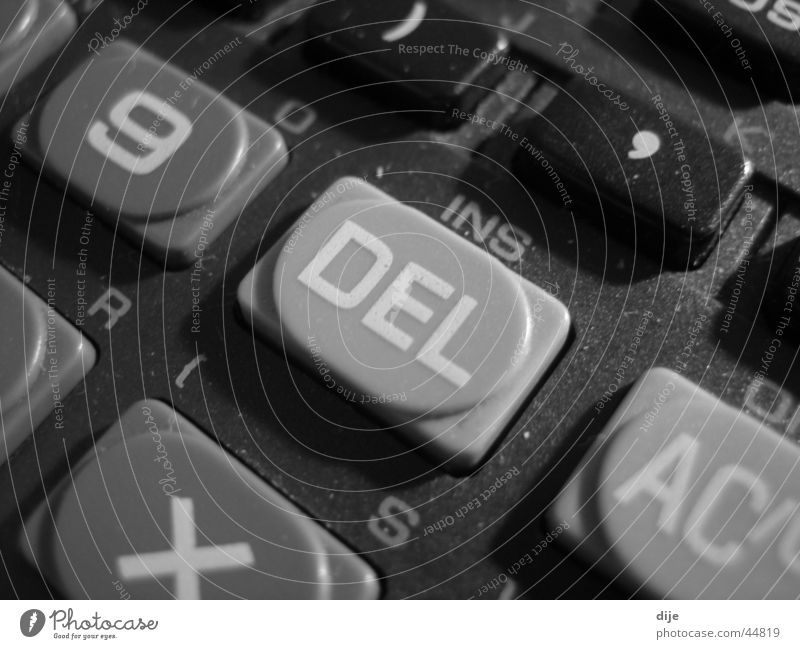 "- <FONT COLOR=""#FFFF00"">-==- PROUDLY PRESENTS Black Letters (alphabet) White Pocket calculator Digits and numbers Touch Macro (Extreme close-up)"
