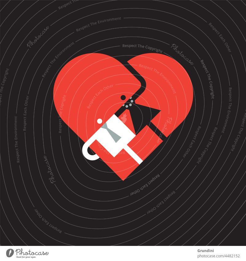 In love Work Illustration Office Characters winner winning Heart Love Relationships