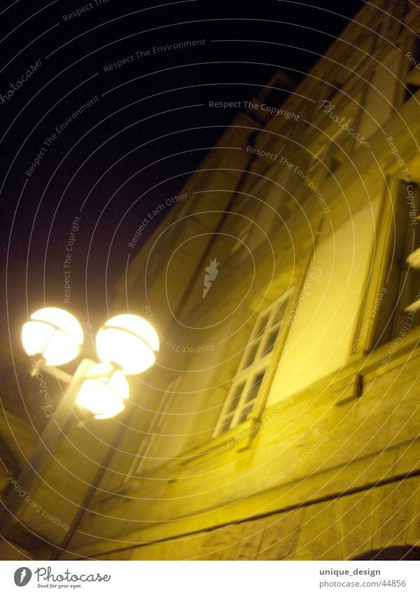 art collections Art collection Chemnitz Night Lantern Historic Buildings Old building Architecture