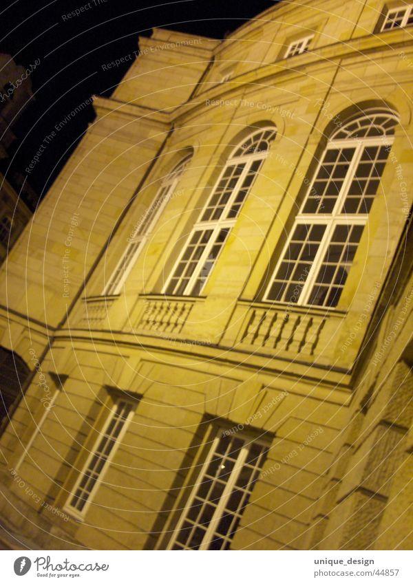 Chemnitz Opera House Historic Night Culture Art Breathe Life Architecture Theater square Opera house Old Creativity designi Production Theatre