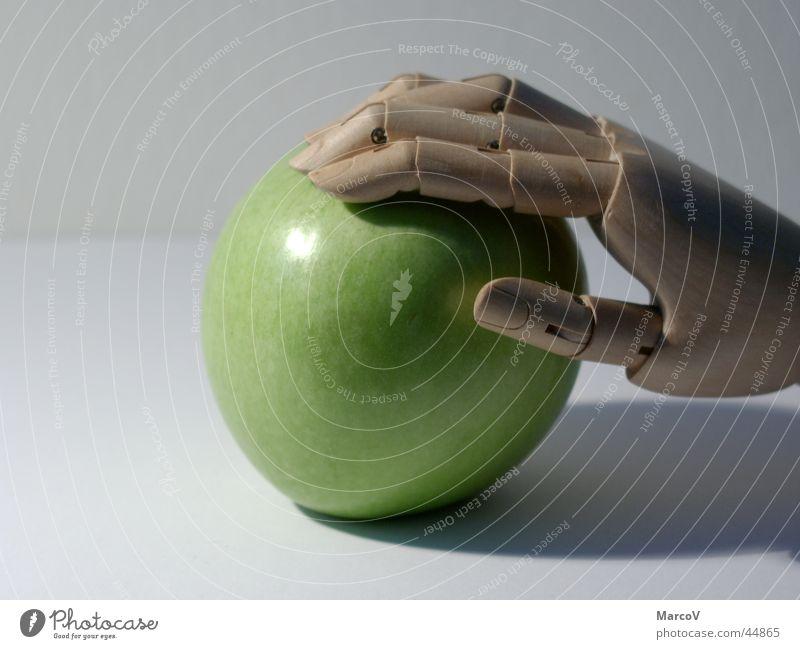 The apple 2 Green Fruit Nutrition Apple