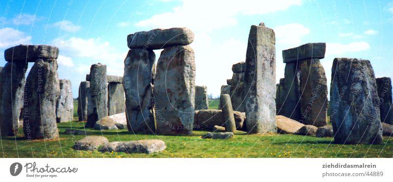 Nature Sky Stone Architecture Large England Panorama (Format) Stonehenge